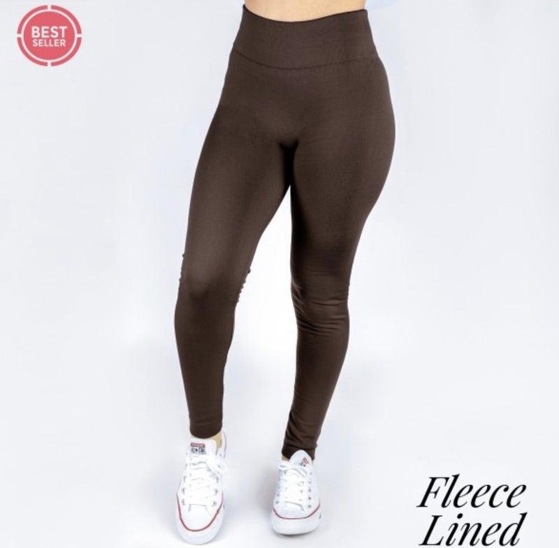 Leggings Fleece Lined
