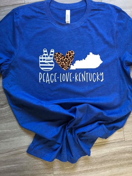 Peace, Love and KENTUCKY