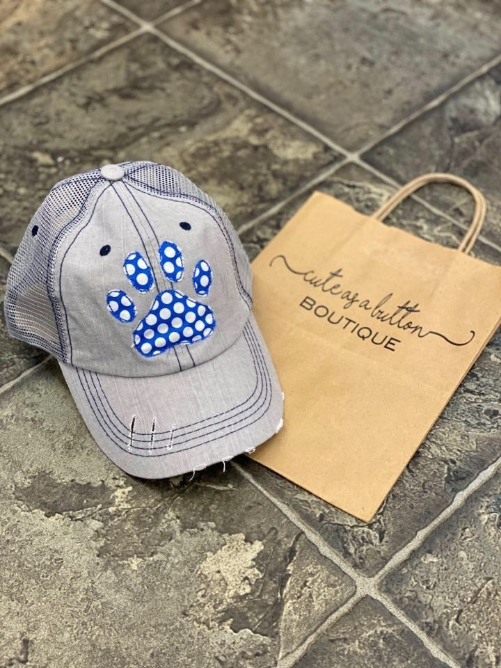 Wildcat Paw Hat