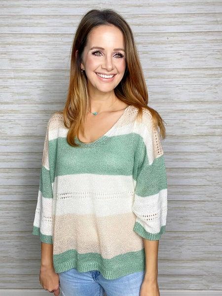 Oakley Colorblock Lightweight Sweater