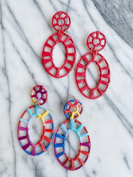 The Genoa Earrings