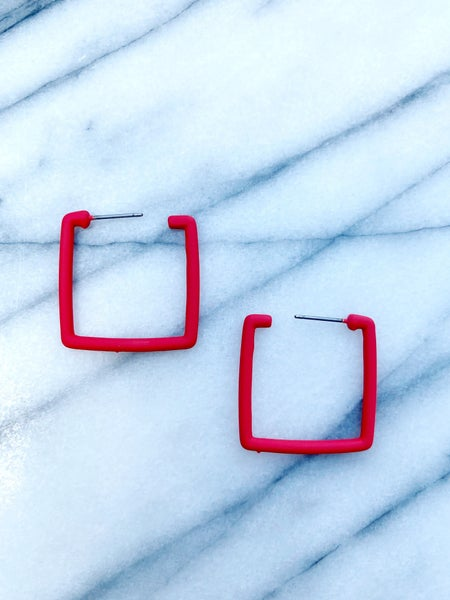 The Kersey Square Hoops