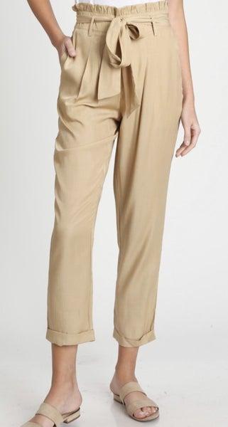 FINAL SALE - Fentyn Paperbag Pants