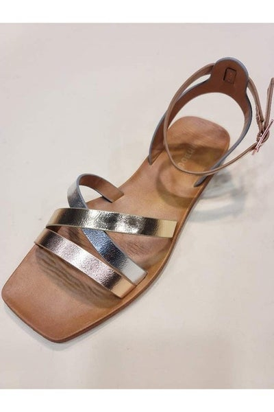 Huntington Multi Strap Sandals
