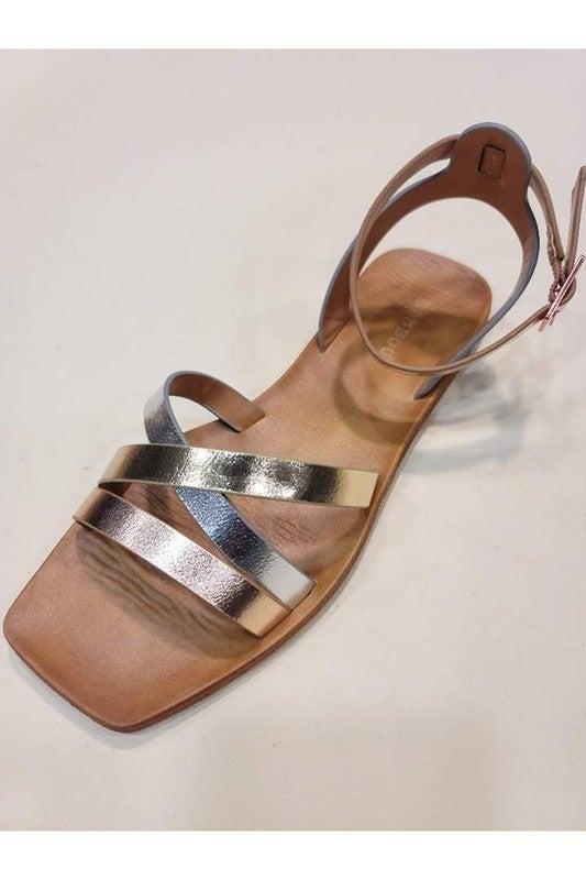 Huntington Multi Strap Sandals