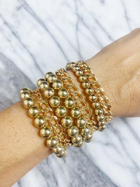 Somerville Chain Bracelet Set