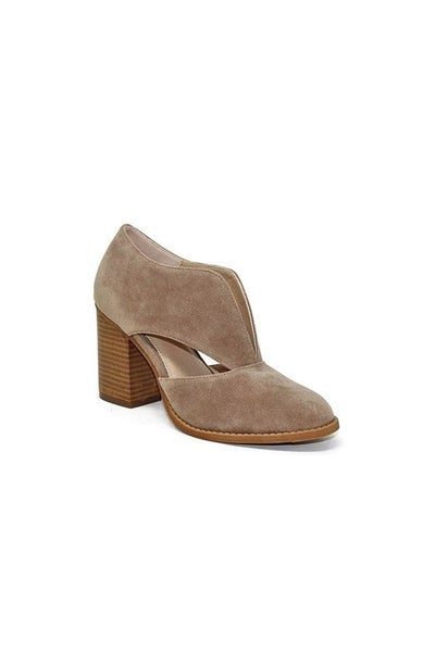 FINAL SALE - Aurora Side Cut Booties