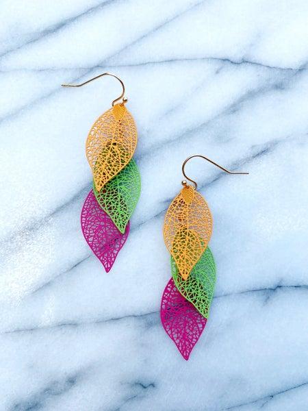 The Hillrose Earrings