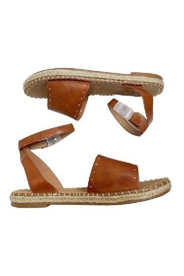 Athena Sandals in  Brown