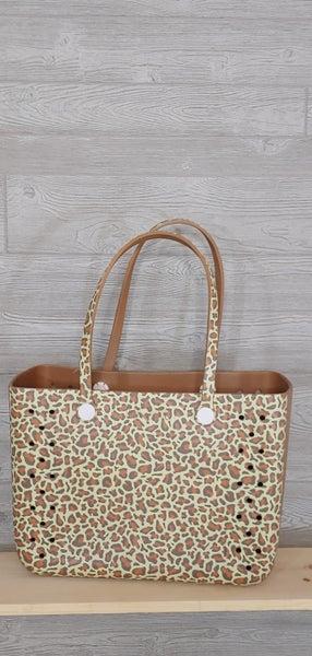 Cheetah All Purpose Tote