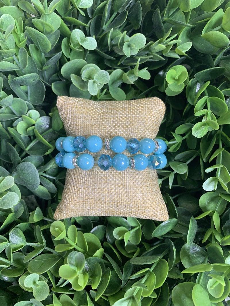 Island Breeze Bracelet in Blue