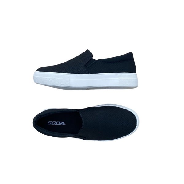 Stay Casual Sneakers in Black