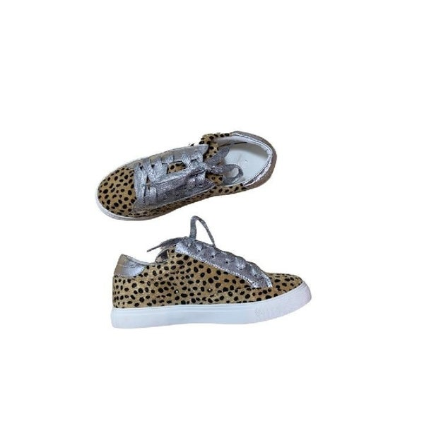 Fast As A Cheetah Sneakers