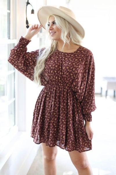 Adley Floral Dress
