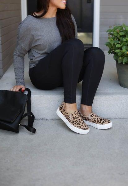 The Wanderer Sneaker with Memory Foam