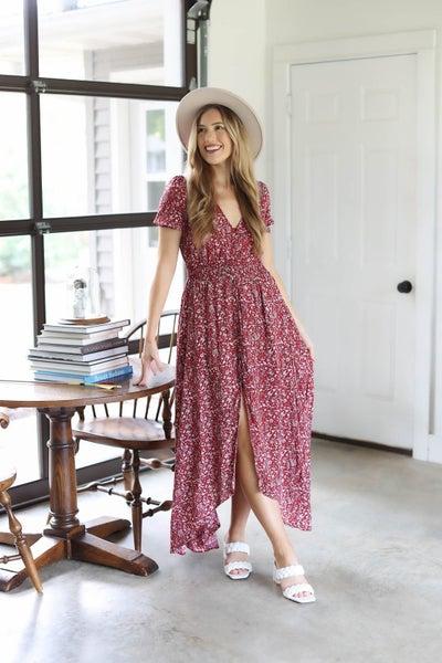Embrace The Romance Dress