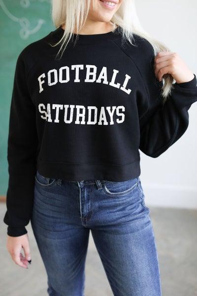 Football Saturdays Crewneck
