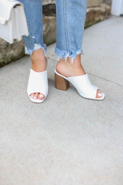 Dorcas Block Heel