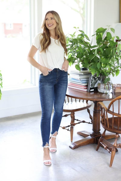 Darla Skinny Jean
