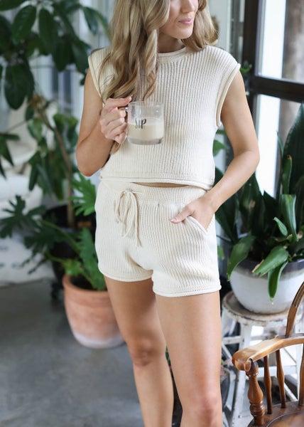 Cozy Ribbed Knit Set