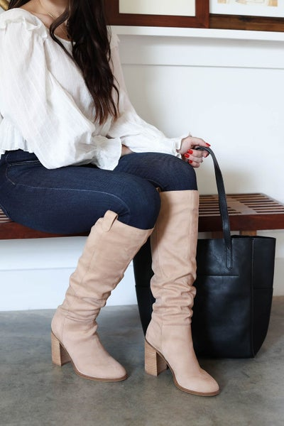 Chic Tall Boot *More Colors Available*