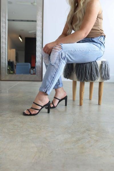 Kaylee Strappy Heel