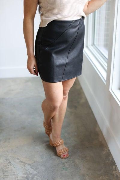 Wanda Wrap Skirt