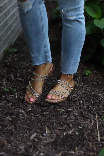 Skyler Studded Sandal