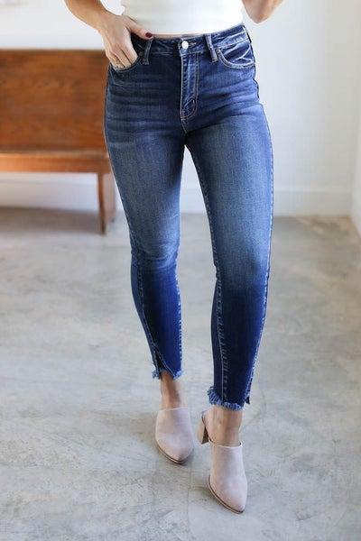 Layna Ankle Skinny Jean