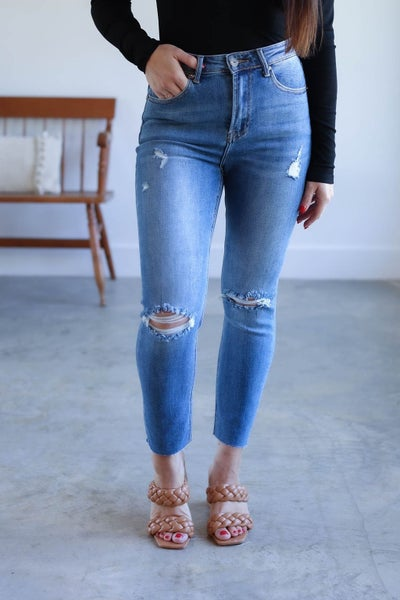 Brandy Relaxed Fit Jean