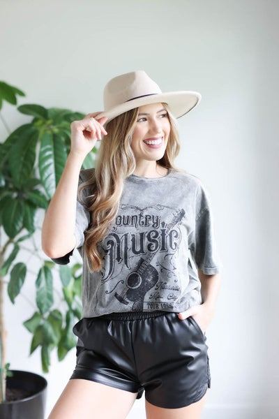 Country Music Tour Graphic Tee