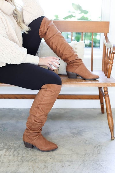 Montana Slouch Boot