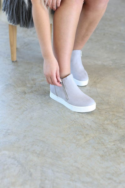Taylor Wedge Sneaker *More Colors Available*