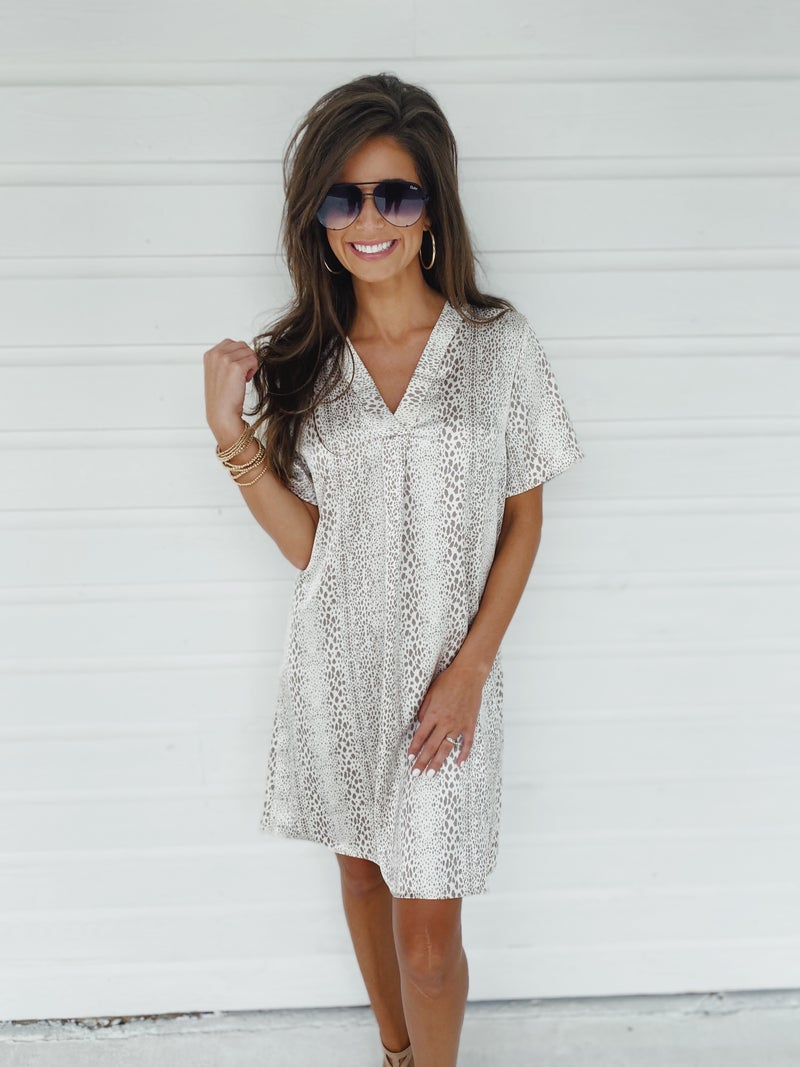 Ella Spotted Dress