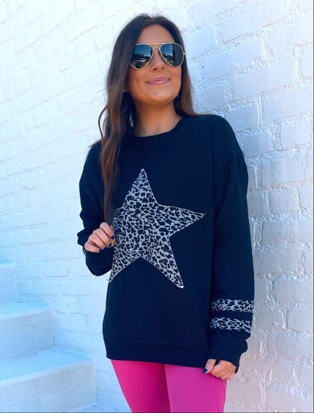 Cierra Star Pullover