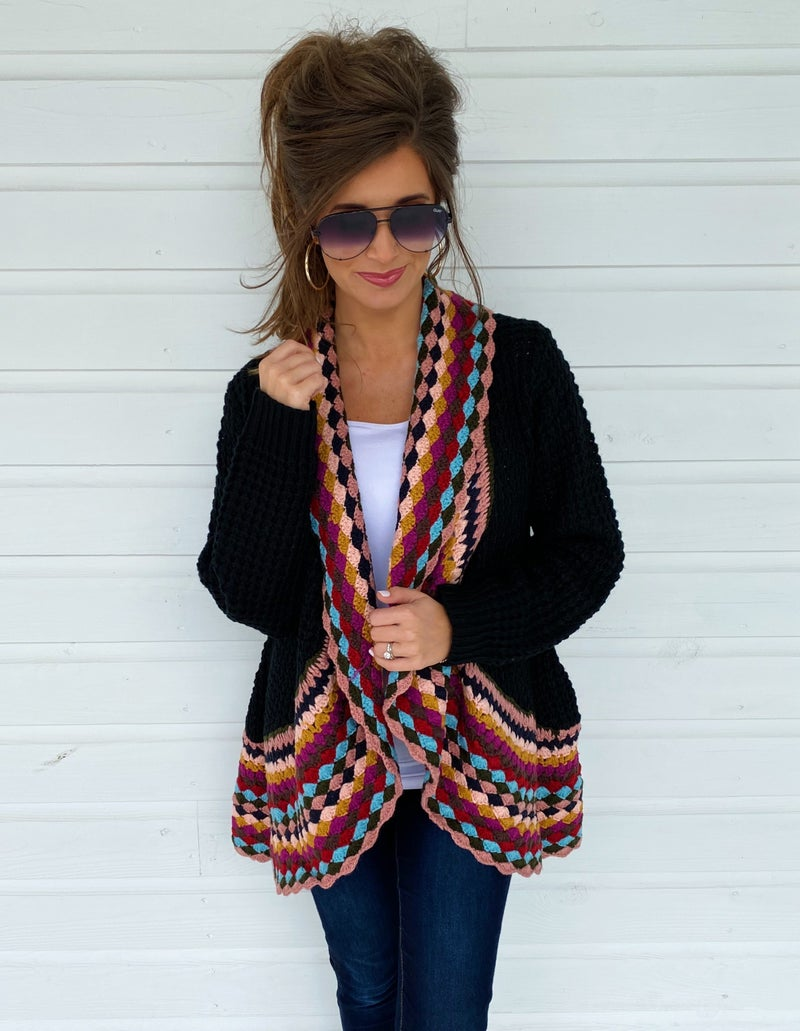 Hallie Knit Cardigan