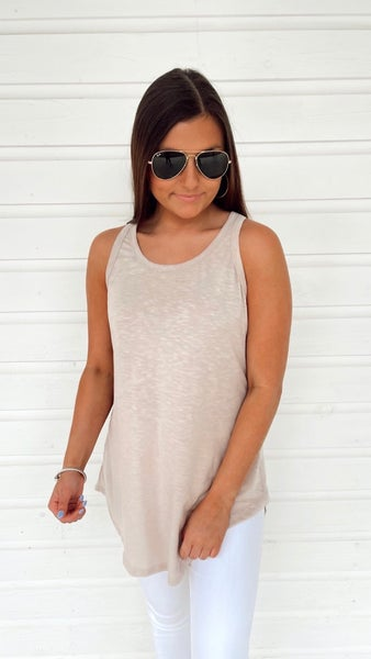 By the Pool Tunic- Nude