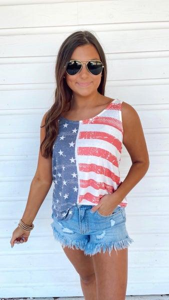 American Girl Tank