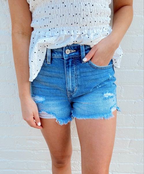 Dress To Impress Denim Shorts