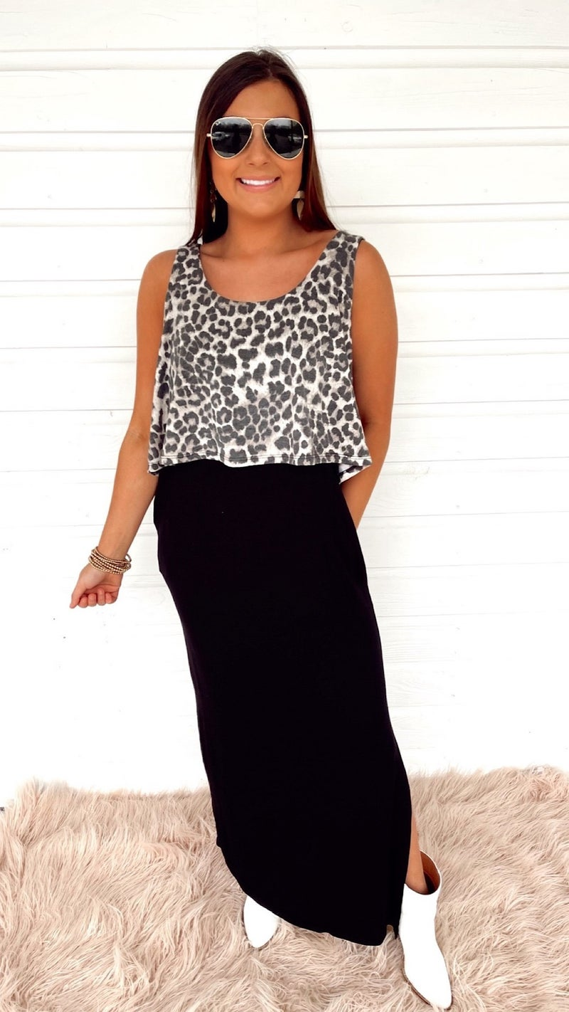Once In A Lifetime Maxi Dress
