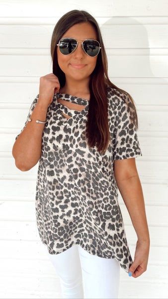 Walk on the Wild Side Top