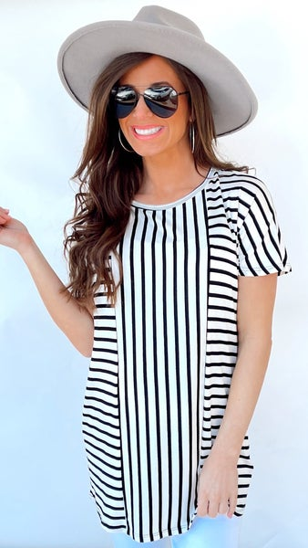 So Perfect in Stripes Top