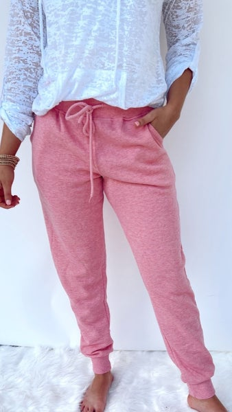 Strawberry Fields Fleece Lined Joggers