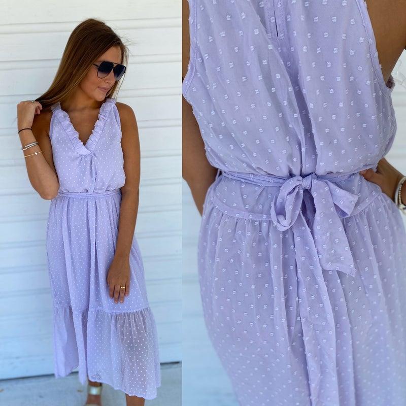 *Love Me Lavender Dress