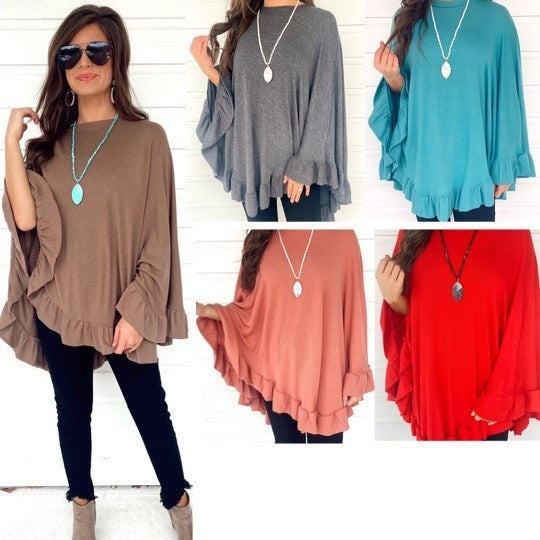 Black Friday Poncho Bundle