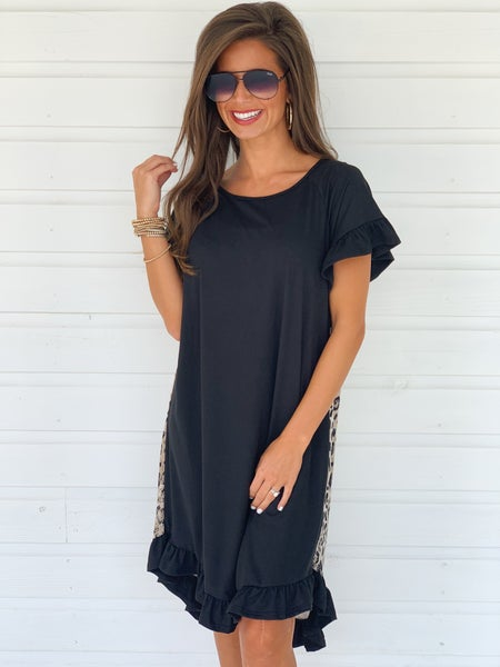 Emerson Black Dress