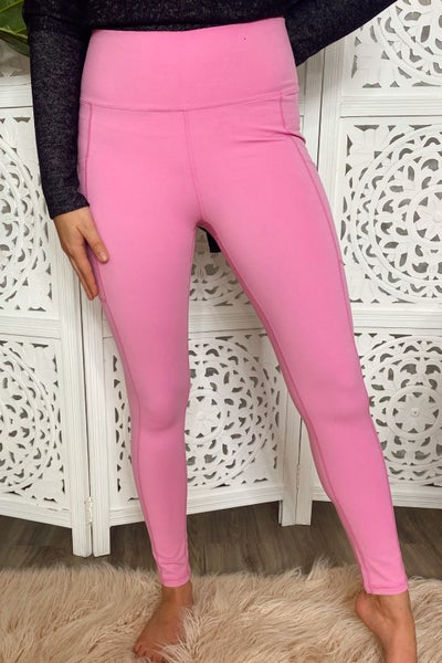 Barbie Pink Leggings