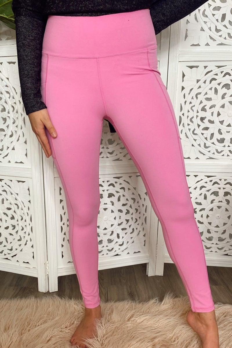 Barbie Pink Leggings
