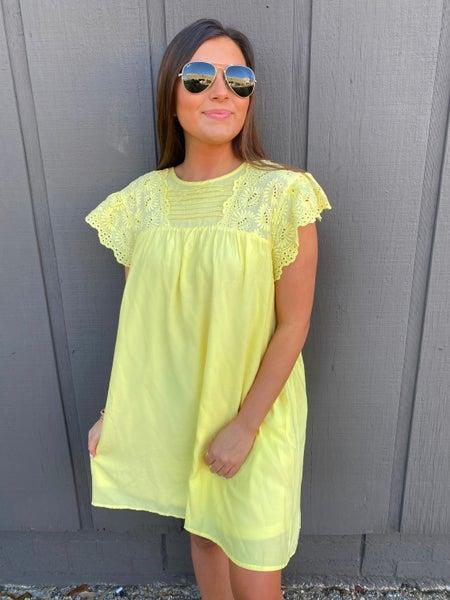 Miss Sunshine Dress