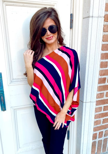 One Love One Shoulder Top